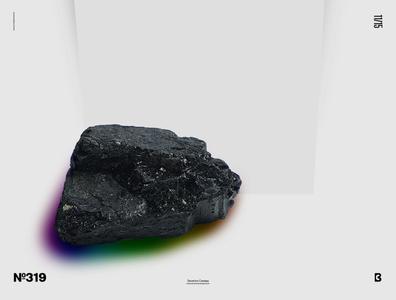 Lunar Rock Poster #319