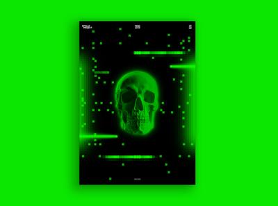Green Bug Poster #333