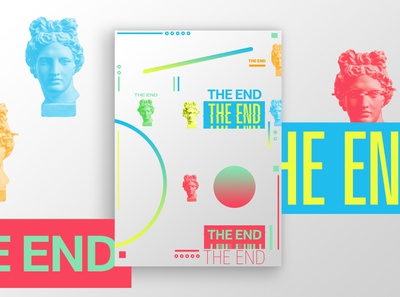 The End Poster #365
