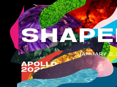 Shaped Poster #367