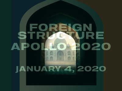 Foreign Structure Poster #369