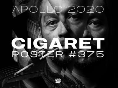 Cigarette Poster #375