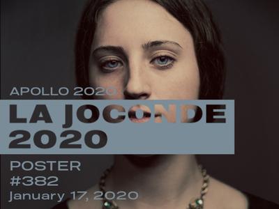 La Joconde 2020 Poster #382