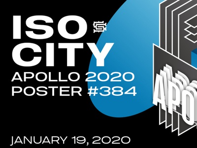 Iso City Poster #384