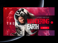 Movie The Wandering Earth