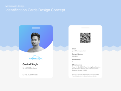 ID CARD SHOWCASE