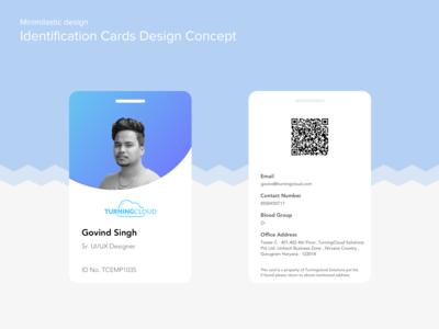 ID CARD SHOWCASE
