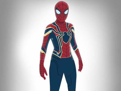 Spidergirl - Ironspider