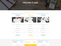 Pricing tables pack by cwsthemes