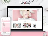 Holalady Fashion & Lifestyle Theme