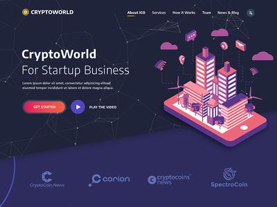 CryptoWorld
