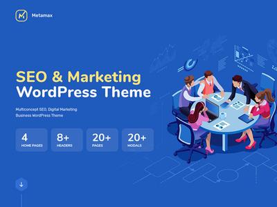 Metamax SEO & Marketing Theme