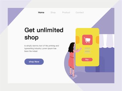 Get unlimited shop