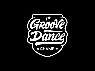 Groove Dance логотип леттеринг groove dance design logotype logo lettering