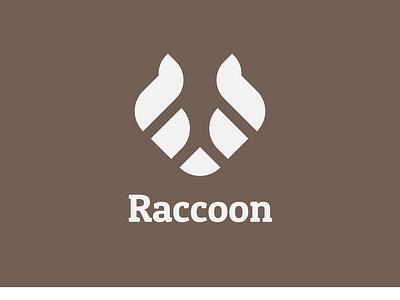 Raccoon logo design! raccoon illustration vector logo icon design branding animal