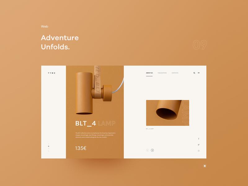 web-9 typography web ui
