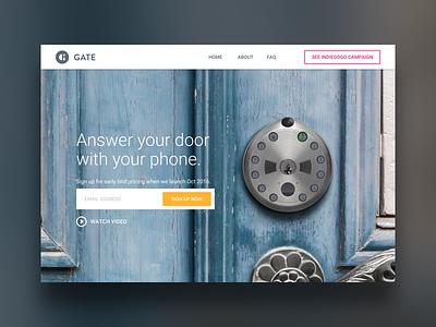 Gate device iot lock smart smart lock door design website smartlock gate