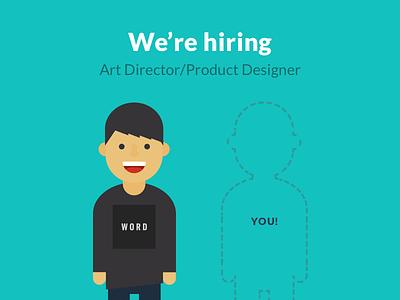 Thanx is Hiring san francisco job illustration design product designer art director designer recruiting hiring