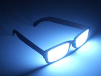 Glow lenses