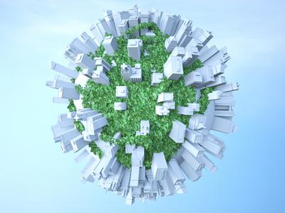 Ivy city planet