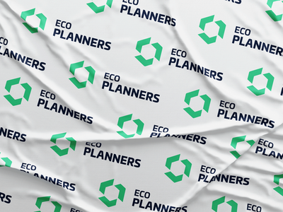 Eco Planners logo ecologic ecology recycle recycling logo green natural eco
