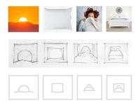 Noclegi24 - concept sketches