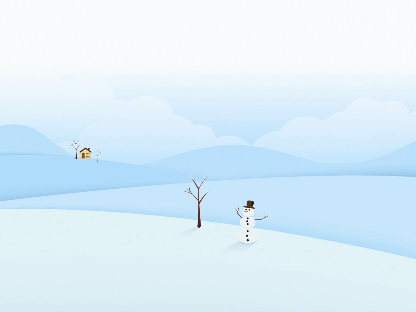 December winter is coming lublin industi illustration winter month card callendar december