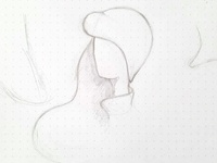woman illustration [sketch]