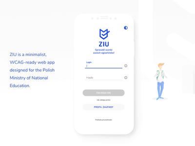 ZIU - exam results in a flash