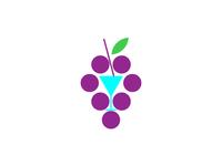 Grapes Glass