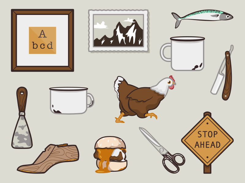 Country-side America free set usa icons free set wild natural wood country countryside