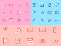1mini set icons