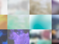 Free blurred background example