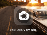 Small step. Giant leap.