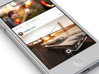 Instagram for iOS7 (concept preview)