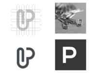P  + Papper Clips