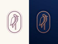 Heron Logo Concept
