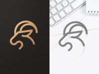 Goat Logo Concept