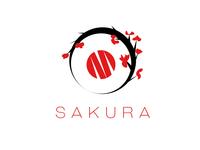 30 Day Logo Challenge: Day 18 'Sakura'