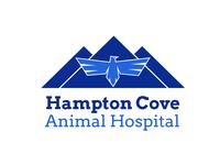 30 Day Logo Challenge: Day 19 'Hampton Cove Animal Hospital'