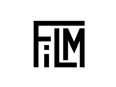 30 Day Logo Challenge: Day 29 'FILM'