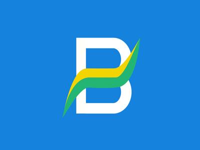 Daily Logo Challenge (Day 04/50): Letter Logo