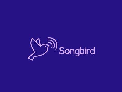 Daily Logo Challenge (Day 09/50): Music Streaming Logo