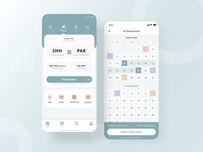Flight ticket UI design design simple design simple minimal plane flow flight search flights flight booking flight app flight booking aircraft flight ticket ux ui
