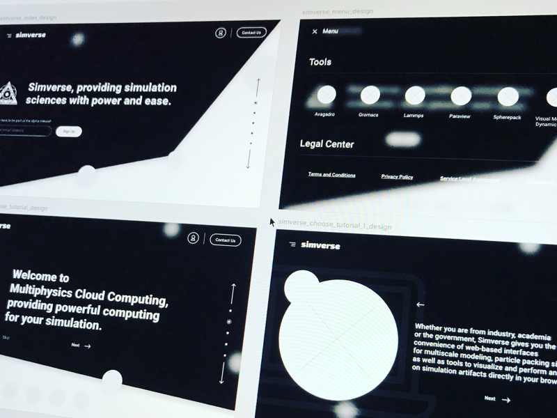 «Simverse». Cloud Company web webdesign userstory mind userresearch creative wireframing wireframes prototype xd adobexd adobe inspiration apps app design userexperience userexperiencedesign uxdesign ux