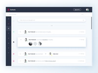 Esthetic UI Kit - Timeline