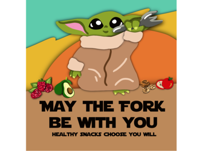 May the fork be with you!