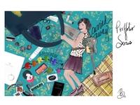 portfolio work- book cover
