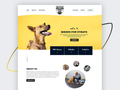 Bikers For Strays