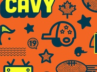 cavydesign branding